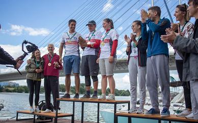ODRŽAN BELGRADE CRUISER CUP 2018